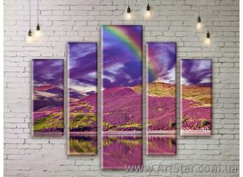 Модульные картины, пейзажи, Art. NATM0229