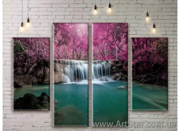 Модульные картины, пейзажи, Art. NATM0239