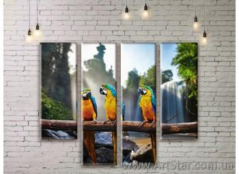 Модульные картины, пейзажи, Art. NATM0251