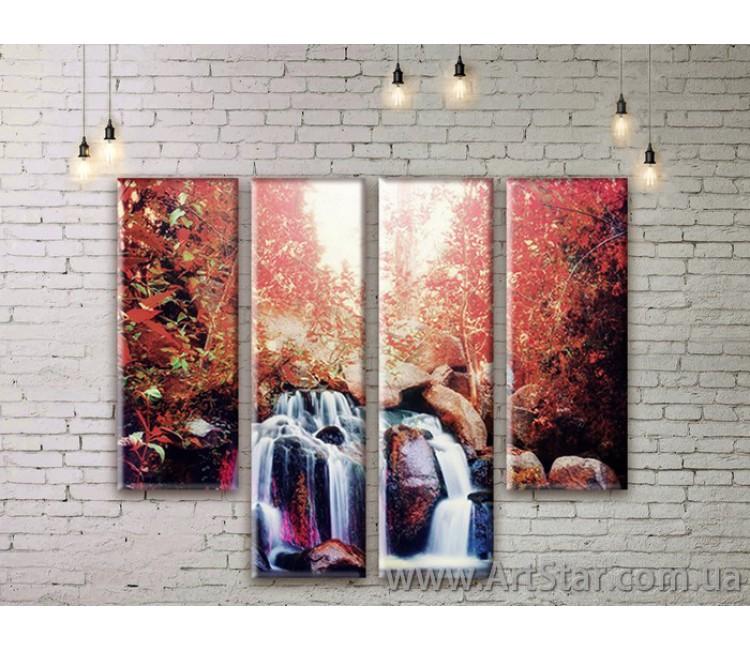 Модульные картины, пейзажи, Art. NATM0257