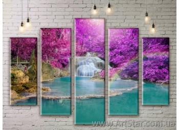 Модульные картины, пейзажи, Art. NATM0289