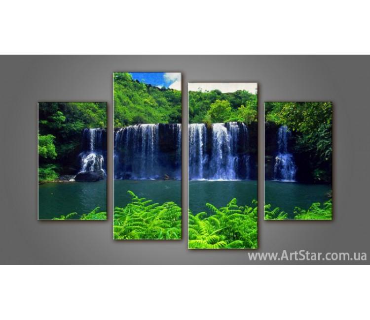 Модульная картина Пейзажи природы (4) 17