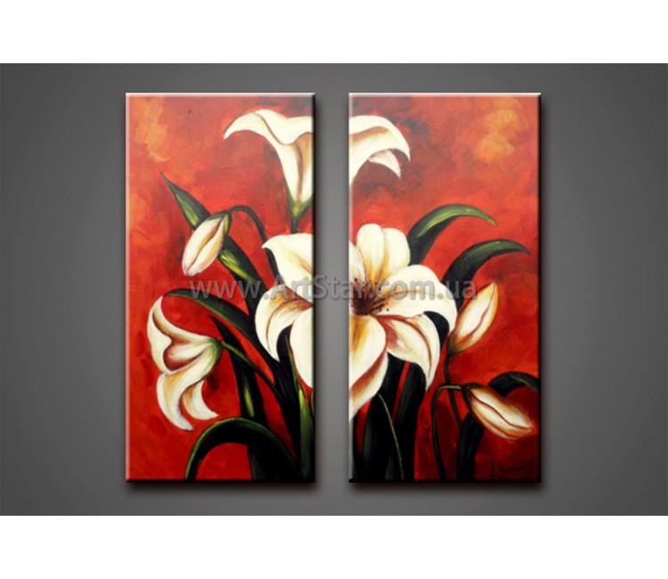Модульные Картины Маслом, Art. HM778016