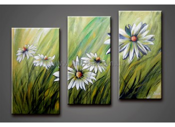 Модульные Картины Маслом, Art. HM778064