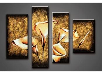 Модульные Картины Маслом, Art. HM778088