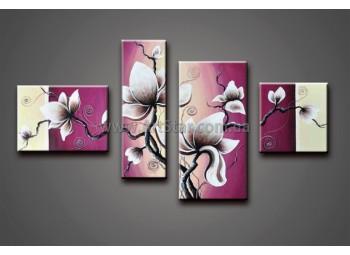 Модульные Картины Маслом, Art. HM778091