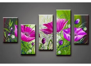 Модульные Картины Маслом, Art. HM778112