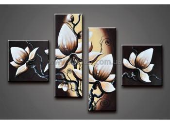 Модульные Картины Маслом, Art. HM778115