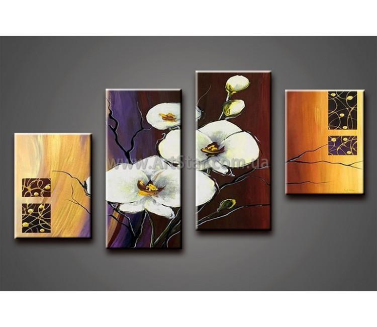 Модульные Картины Маслом, Art. HM778130