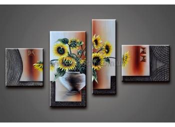 Модульные Картины Маслом, Art. HM778145