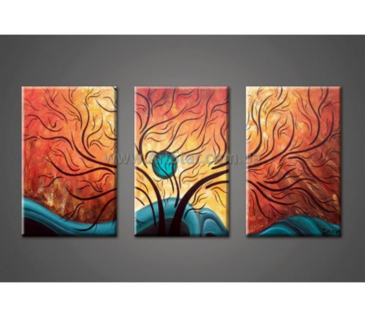 Модульные Картины Маслом, Art. HM888001