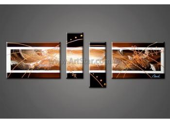 Модульные Картины Маслом, Art. HM888004