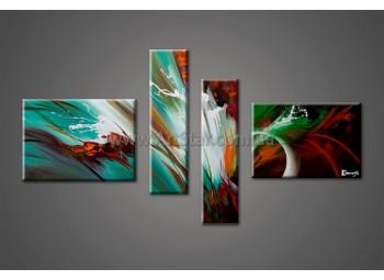 Модульные Картины Маслом, Art. HM888013