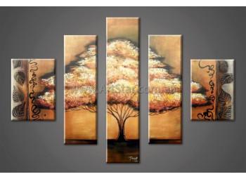 Модульные Картины Маслом, Art. HM888067