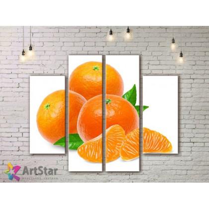 Модульные Картины, Фрукты, Art. KIT778084