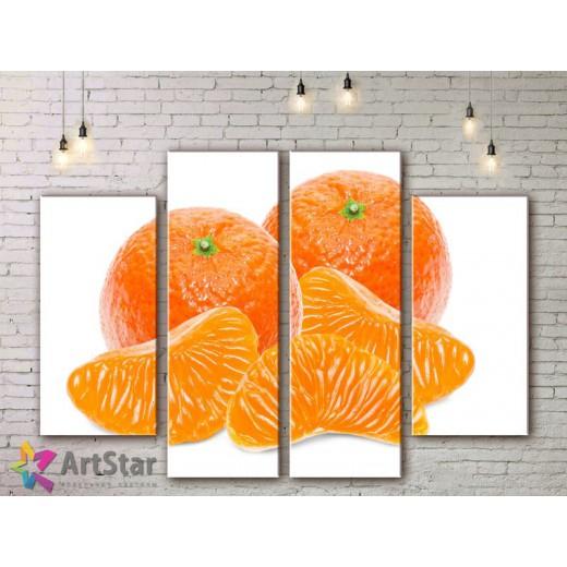 Модульные Картины, Фрукты, Art. KIT778088