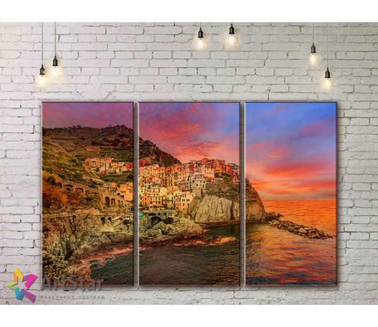 Модульные Картины, Морской пейзаж, Art. SEAA778000