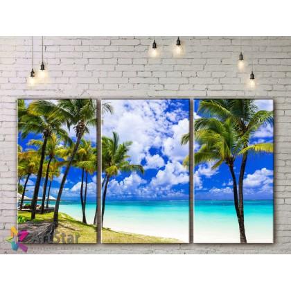 Модульные Картины, Морской пейзаж, Art. SEAA778018