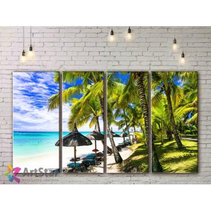 Модульные Картины, Морской пейзаж, Art. SEAA778038