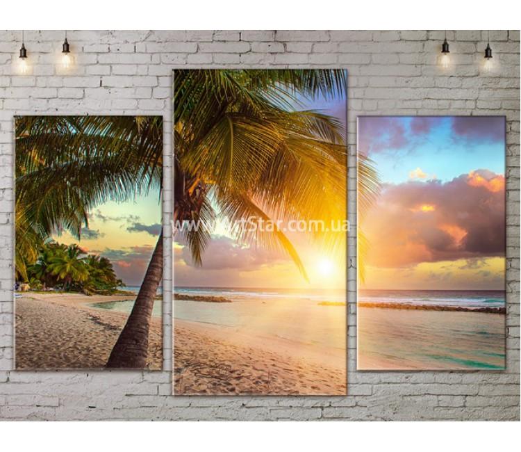 Модульные Картины, Морской пейзаж, Art. SEAA777009