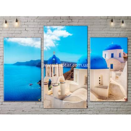 Модульные Картины, Морской пейзаж, Art. SEAA777015
