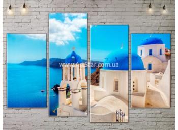 Модульные Картины, Морской пейзаж, Art. SEAA777075