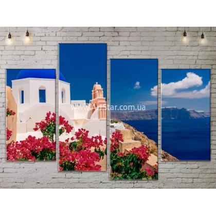 Модульные Картины, Морской пейзаж, Art. SEAA777099