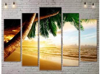 Модульные Картины, Морской пейзаж, Art. SEAA777123