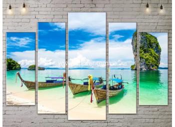Модульные Картины, Морской пейзаж, Art. SEAA777133