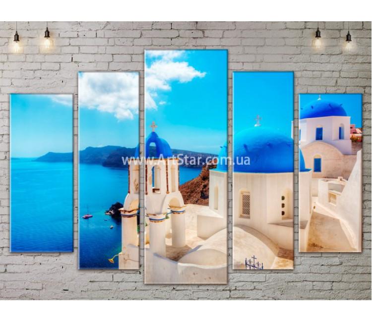 Модульные Картины, Морской пейзаж, Art. SEAA777135
