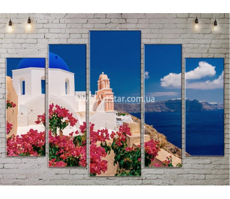 Модульные Картины, Морской пейзаж, Art. SEAA777159