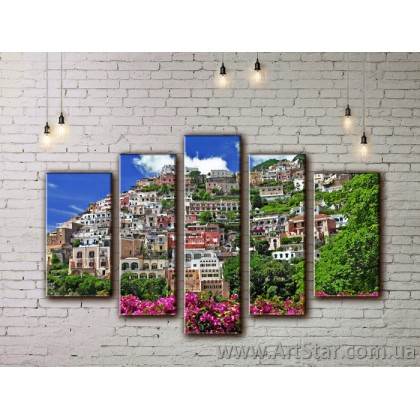 Модульные картины купить, Art. SEAM0023
