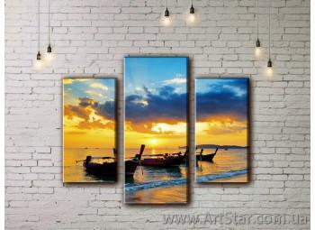 Модульные картины купить, Art. SEAM0055