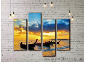 Модульные картины купить, Art. SEAM0057