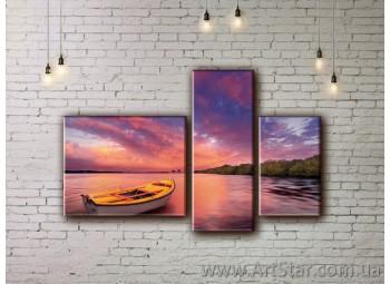 Модульные картины купить, Art. SEAM0073