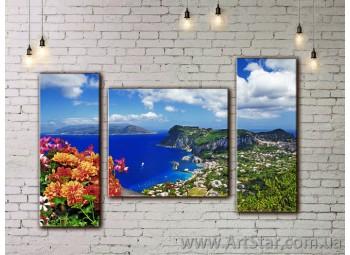 Модульные картины купить, Art. SEAM0103