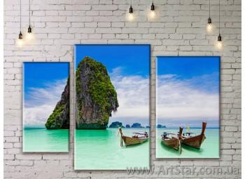Модульные картины купить, Art. SEAM0127