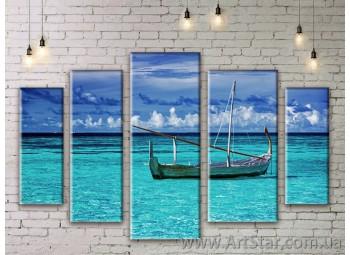 Модульные картины купить, Art. SEAM0137