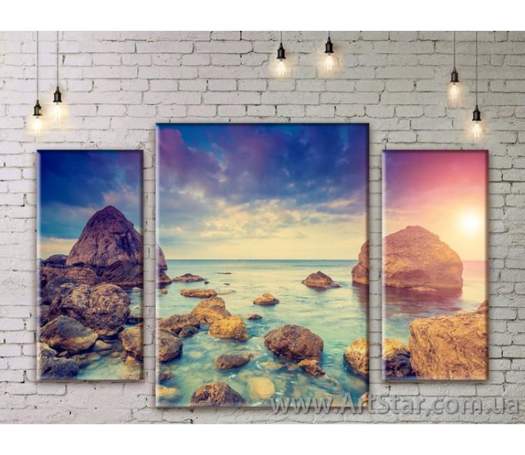 Модульные картины купить, Art. SEAM0163