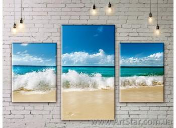 Модульные картины купить, Art. SEAM0169