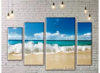 Модульные картины купить, Art. SEAM0171