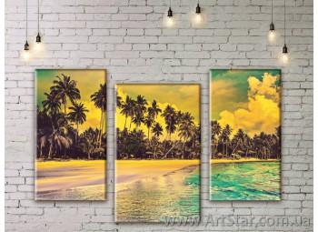 Модульные картины купить, Art. SEAM0181