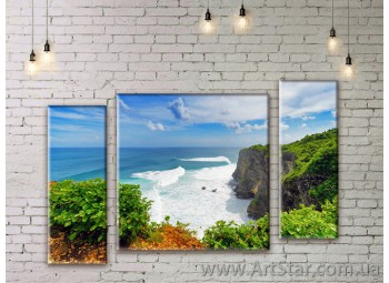 Модульные картины купить, Art. SEAM0199