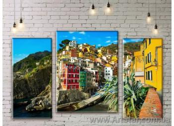 Модульные картины купить, Art. SEAM0223