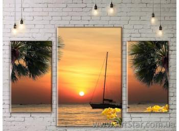 Модульные картины купить, Art. SEAM0253