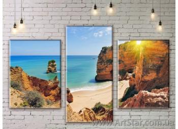 Модульные картины купить, Art. SEAM0271