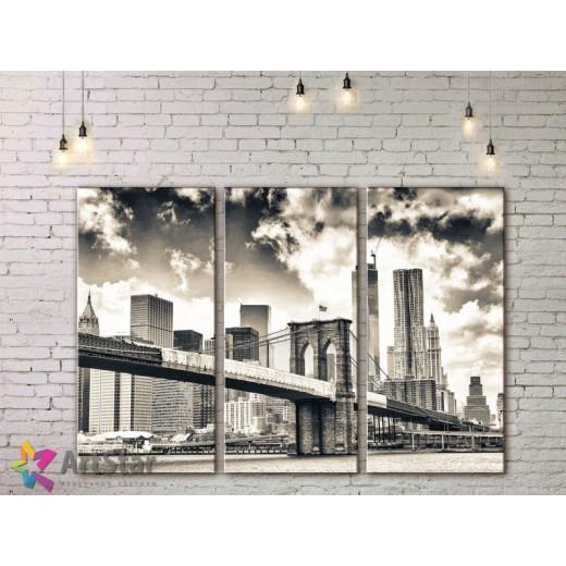 Модульные Картины, Город, Art. SYY778006