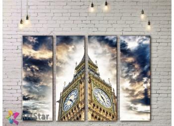 Модульные Картины, Город, Art. SYY778068