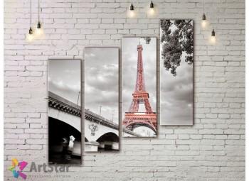 Модульные Картины, Город, Art. SYY778218
