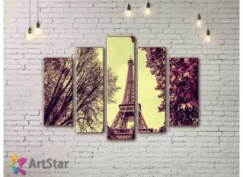 Модульные Картины, Город, Art. SYY778262